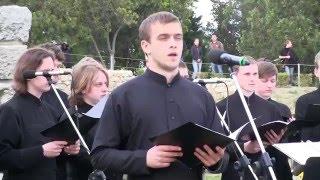 Сретенский хор Когда мы были на войне
