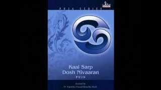 Kaal Sarp Dosh Nivaran Mantras - Agnyutaran, Pran Pratishtha & Nav Naga Puja