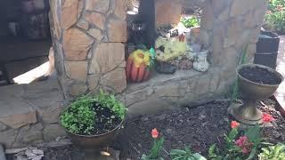 видео отделка фасада дома камнем