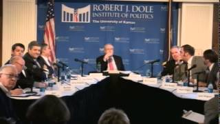 Dole Institute 2014 Post Election Conference - Kansas Panel pt. 2