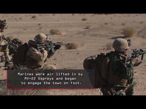 Steel Knight 2018  2nd battalion, 5th Marines Air Assault