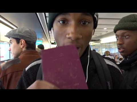 VIDEO DIARY #1: Elf Kid & Blakie [PARIS]