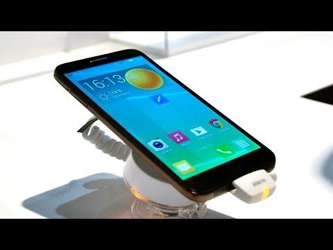 Alcatel One Touch Idol 2 S, impresiones MWC 2014