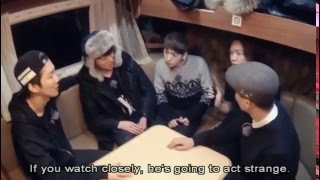 WINNER playing Mafia game [ENG SUB]