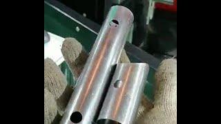 30mm 원형 금속 프레임 가공