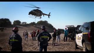 407GX Search and Rescue | Contra Costa County, CA