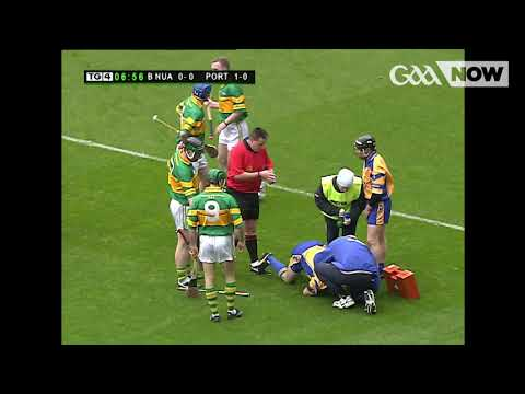 Flashback: 2006 AIB GAA All-Ireland Club SHC Final - Portumna v Newtownshandrum