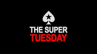 Super Tuesday 18 August 2015: Final Table Replay - PokerStars