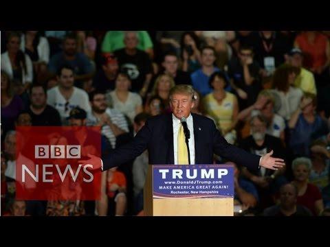 A history of calling Barack Obama a Muslim - BBC News
