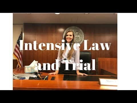 Intensive Law and Trial Review