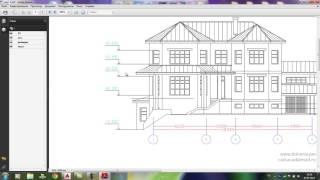 Урок 22 Публикация чертежей из AutoCAD в PDF