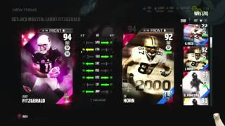 Madden 16 Ultimate Team :: We got 94 BCA Larry Fitzgerald! ::-XBOX ONE Madden 16 Ultimate Team