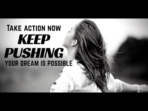 KEEP PUSHING | Eric Thomas & Les Brown | Your Dream is Possible
