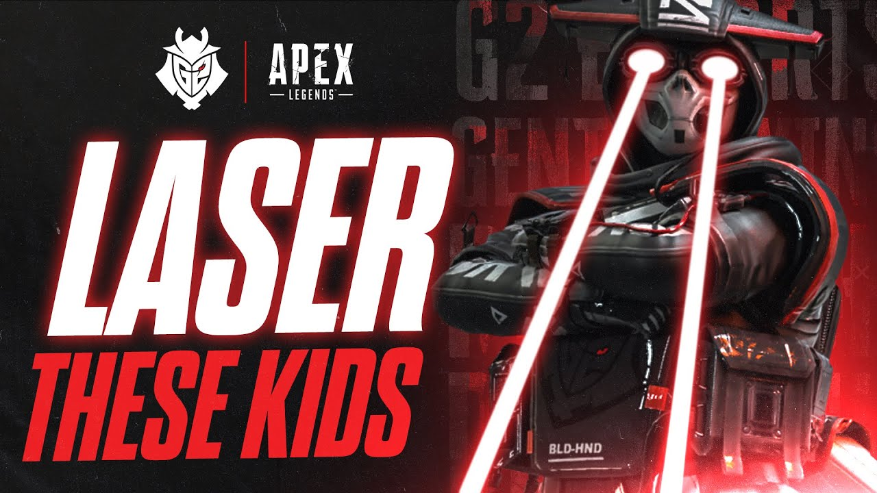 LASER THESE KIDS | G2 Apex Legends Carnage Cup & ALGS Highlights