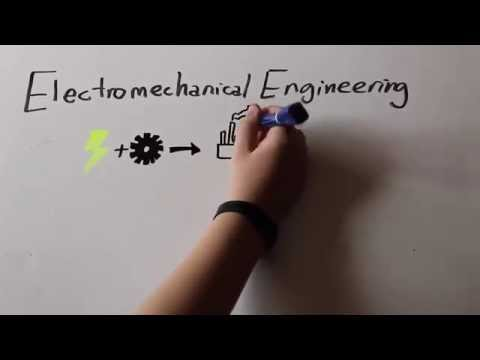 Electromechanical Engineering and Concentrations