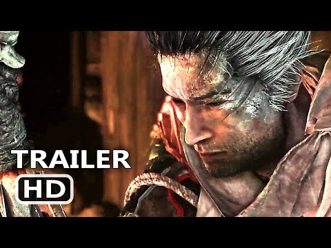 SEKIRO SHADOWS DIE TWICE Official Trailer () E  From Software Game HD