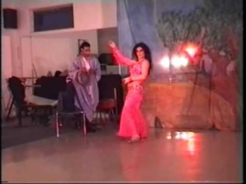 Soraya Avalon Drumsolo- Improvisation with Mohamed...