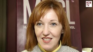 Kacey Ainsworth Interview - Grantchester Series 2
