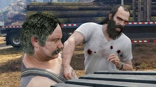 GTA 5 Die Hard - Slow Motion Kills 01