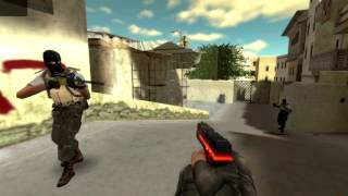 Counter-Strike 1.6 GO-Advance + gameplay (2017)