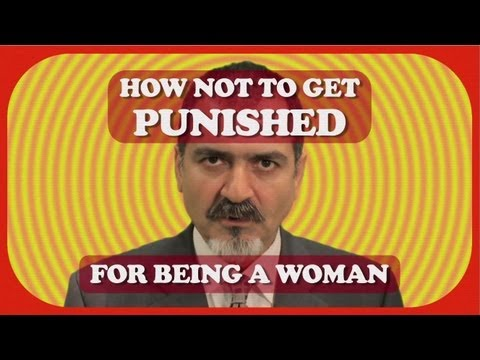 Amnesty TV - How to not get punished for being a woman