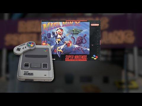 Gameplay : Mega Man X [SNES]