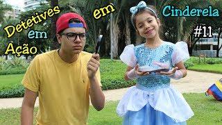 IRMÃOS DETETIVES EM AÇÃO #11 - A princesa