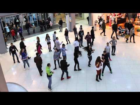 Видео: ODESSA PARTY Flashmob За здоровый образ жизни