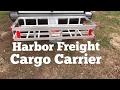 Harbor Freight Cargo Carrier