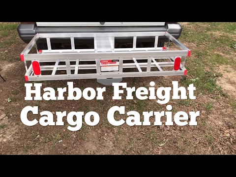 Harbor Freight Cargo Carrier