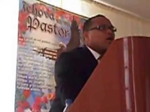 MINISTERIO EVANGELISTICO FUEGO DEL ESPÍRITU SANTO  EVGTA CARLOS ALCAZAR