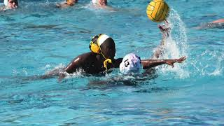 2019-2020 Waterpolo Highlights