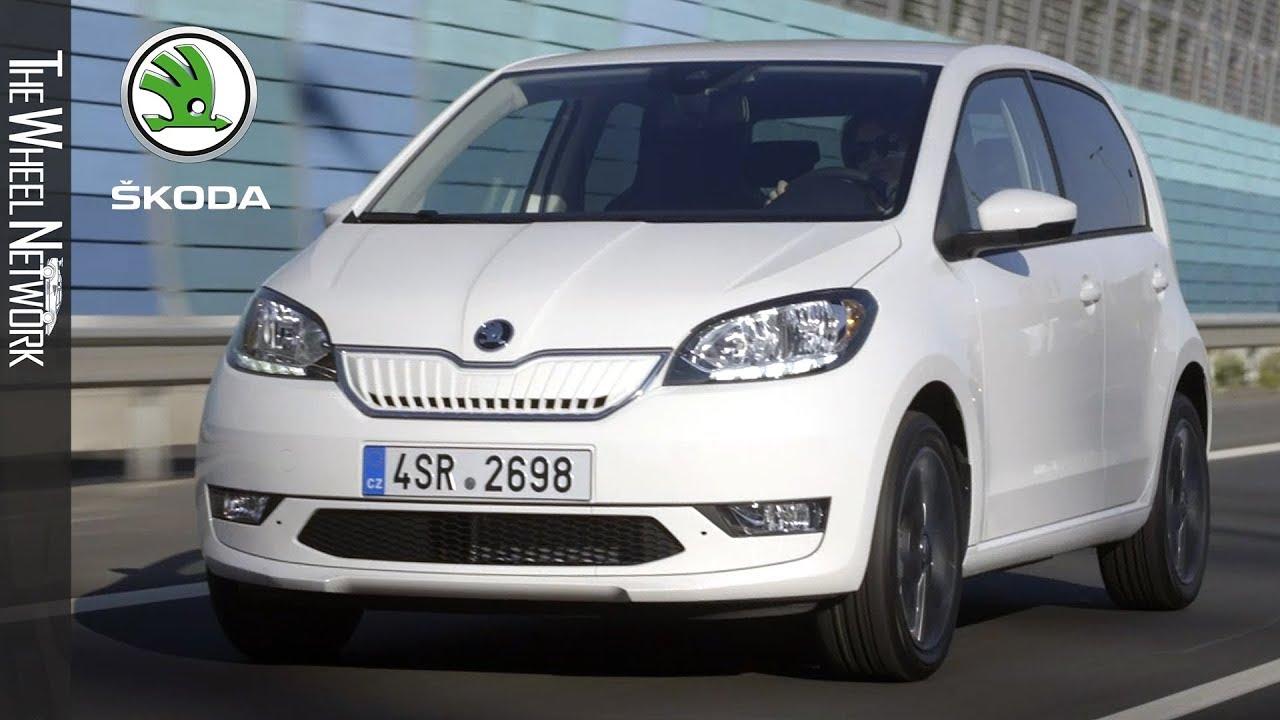 2020 Skoda Citigo Electric Car Citigoe Iv Youtube
