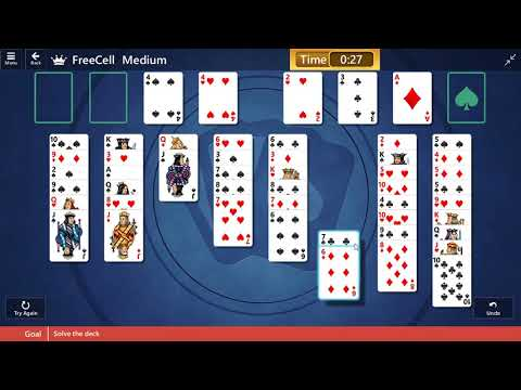 Game #21   Solitaire World Tour October 15, 2018 Event