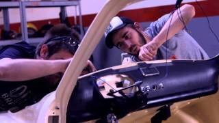 Klasyczne fury - Retroreanimacja - Discovery Turbo Xtra