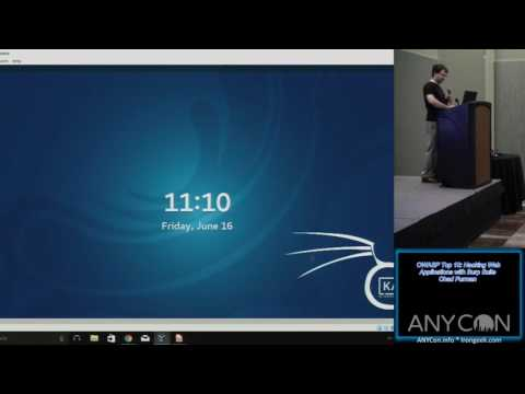 100 OWASP Top 10 Hacking Web Applications with Burp Suite Chad Furman