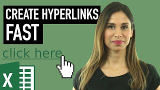 ALL YOU Need to Know About Excel HYPERLINKS (Function & Feature)