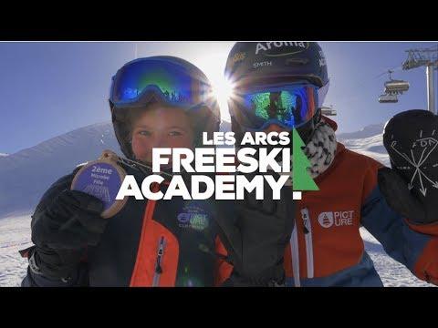 Ski de bosses @ Les Arcs