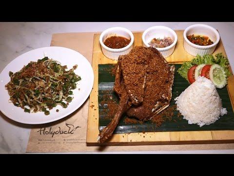 Holyduck PIK Restoran Bebek Khas Bali Di Jakarta