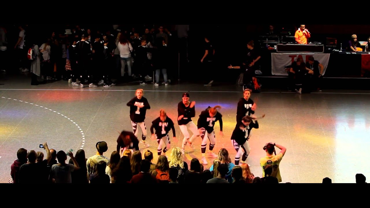 Download T-BONED | Small Groups | Adults | TAF Deutschland Cup 2015 Hannover
