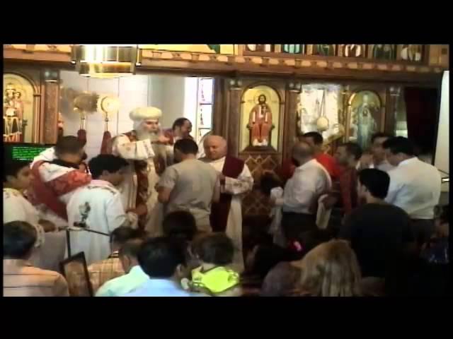 Deacon Ordination and Elevation       رسامه و ترقيه شمامسه