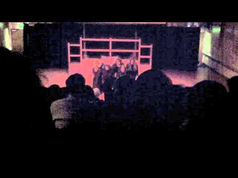 Macbeth: S'allontanarono