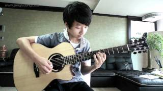 (Chris Brown) With You - Sungha Jung