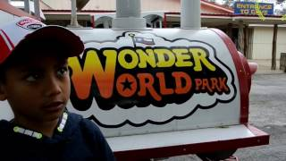 Wonder World Park/Underground Caves/Train Ride/Petting Zoo, Family Fun Park in San Marcos, Texas!