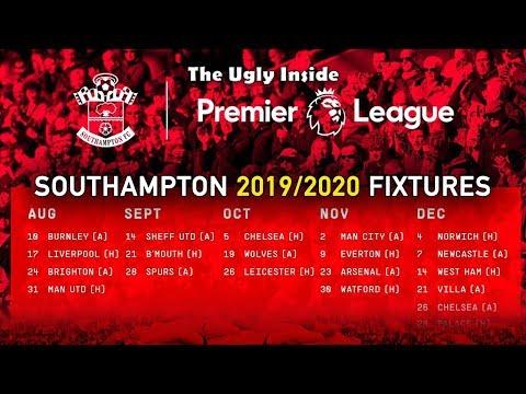 Man utd fixtures 2020
