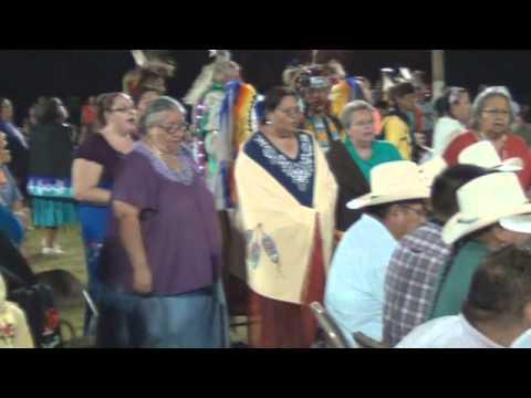 "Ponca Powwow 2012 ""Lady Singers' Song"" aka ""Chorus Girls Song"""