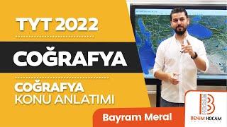 54)Bayram MERAL - Doğal Afetler ve Toplum (TYT-Coğrafya) 2020