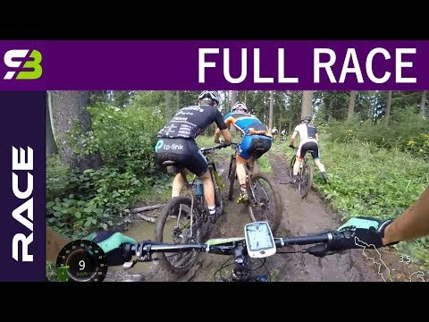 Muddy 21 km MTB Race. Full Video.