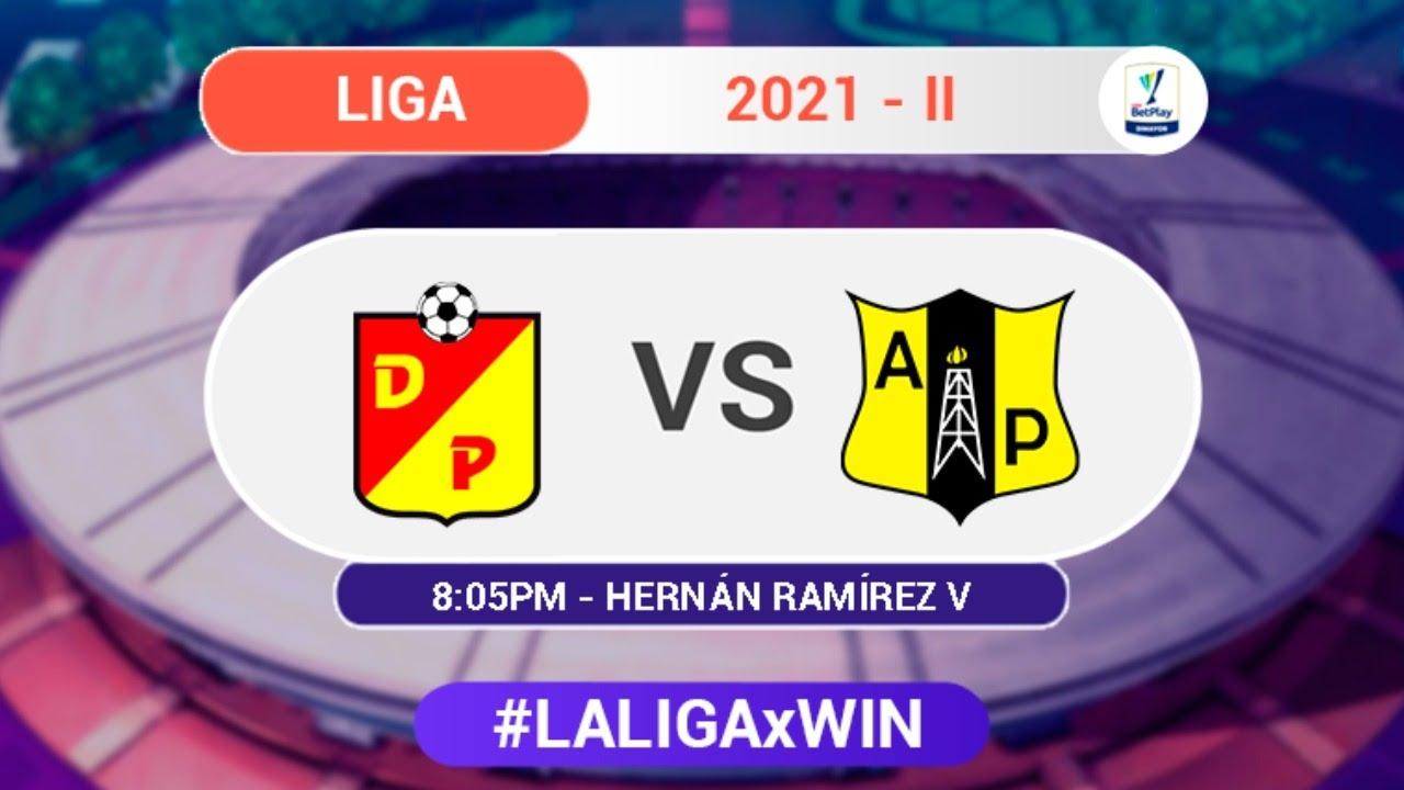 Pereira vs. Alianza Petrolera (Previa) Liga BetPlay Dimayor 2021-2 | Fecha 2