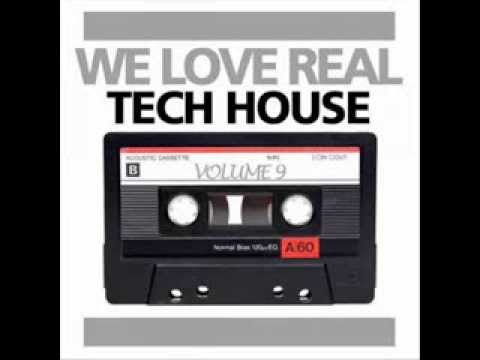 LET´S PLAY WE LOVE REAL TECH-HOUSE VOL.09